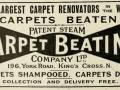 Carpet Beating Company