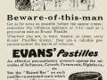 Evans\' Pastilles