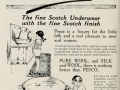 Pesco fine Scotch Underwear