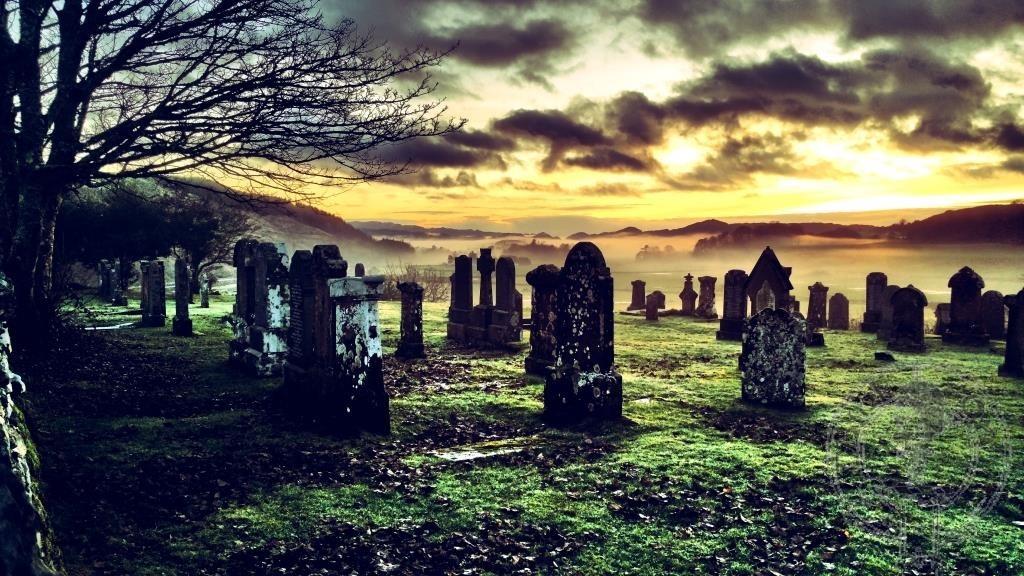 Atmospheric Kilmartin Glen
